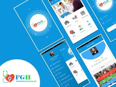 FGH-Doctor Appointment Booking App