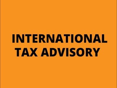 International Tax Advisory