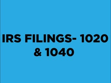IRS Filings