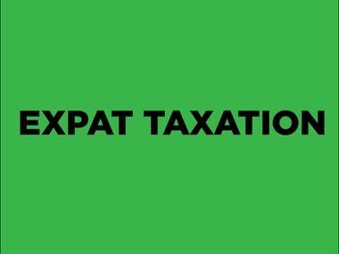 Expat Taxation