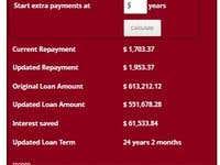 Wordpress Plugin Extra payment calculator