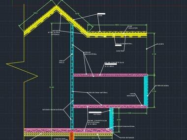 DESIGN A CONSTRUCTION DETAILS