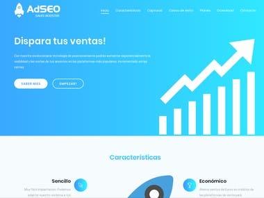SEO Company Corporate Web