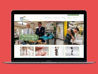 CPO, Informative Website