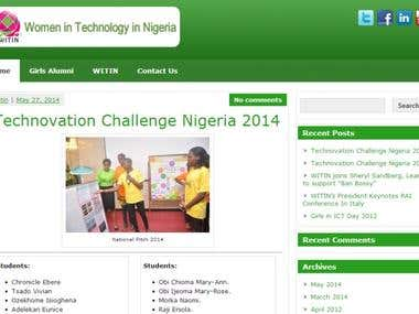 Women in Technology in Nigeria - Blog