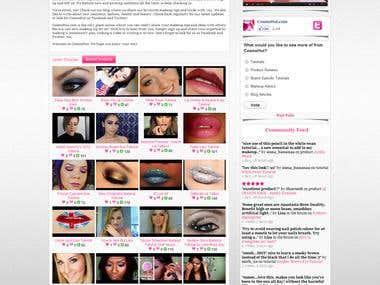 Cosmetics - CosmoHut.com