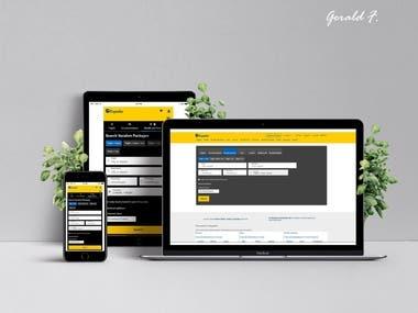 Expedia Website Enhancement