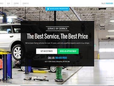 CAR MAINTANCE WEBSITE