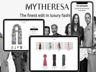 Mytheresa – Luxury Fashion