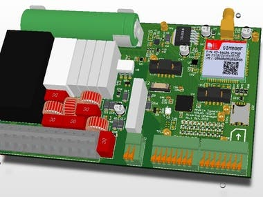 IoT Commercial Industrial HVAC Controller
