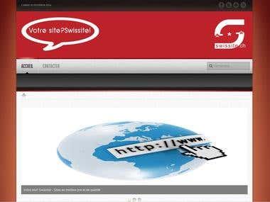 Website www.swissite.ch