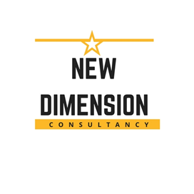 New Dimension Consultancy Branding