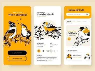 App for Birds