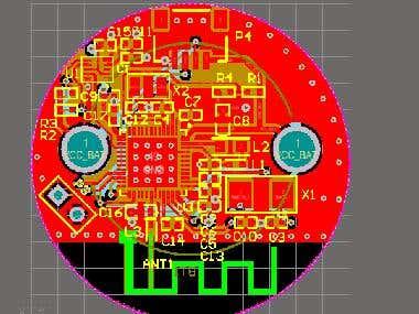 CC2650 Proximity Prototype and Firmware