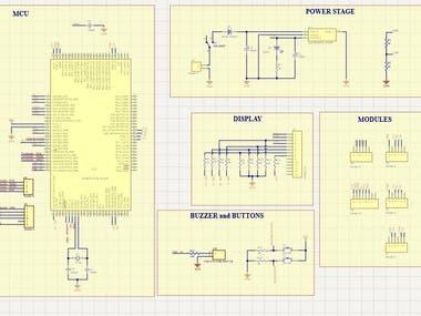 Circuit Development using Altium Designer