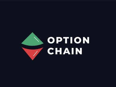 Logo for Option Chain (Stock Market Application)