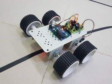 Tracker Robot