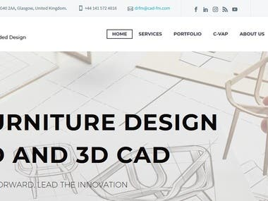 CAD FM Website