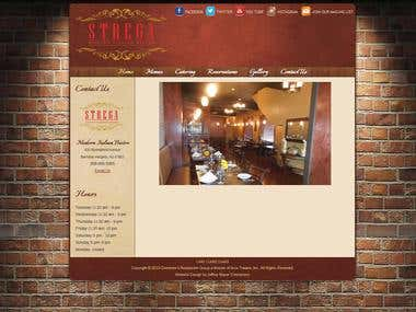 Strega Restaurant