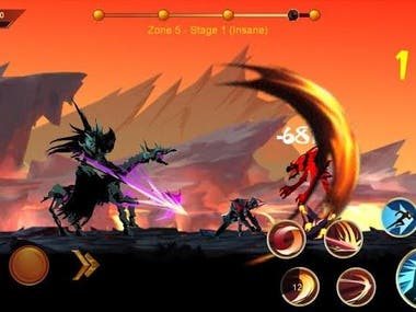 Shadow Fighter 2