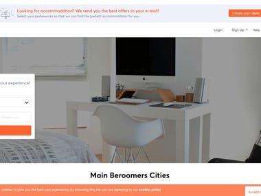 ReactJs Framework-www.beroomers.com/