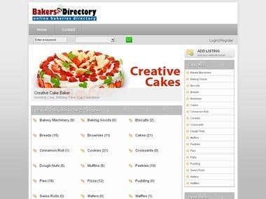 Wordpress Directory Website