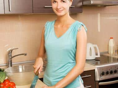 Chef - Stephanie Samson