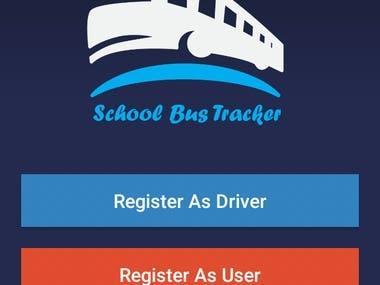 School Bus Tracking