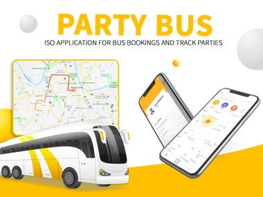 Party bus (Delivery app)