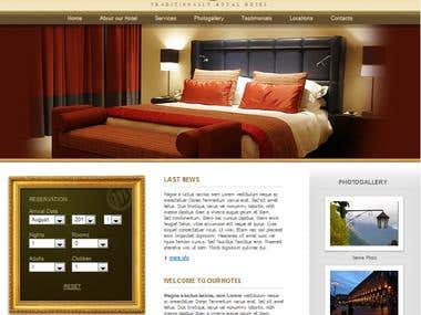 Hotel Online Booking System