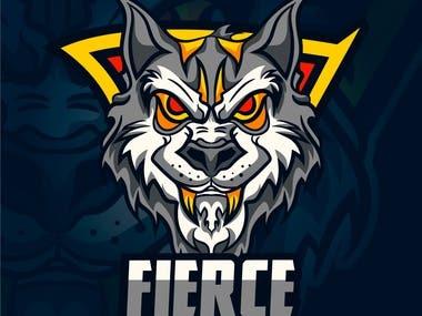 Fierce Logo Design