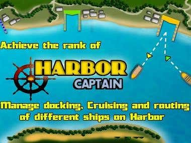 Harbor Captain | Android Game App.