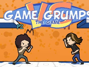 Game Grumps VS: The Game