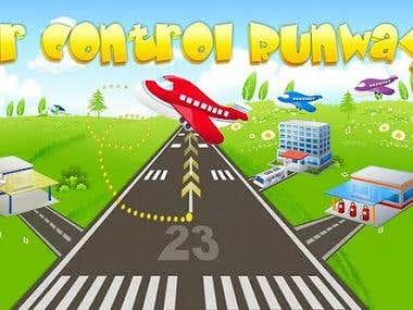 Air Control Runway.