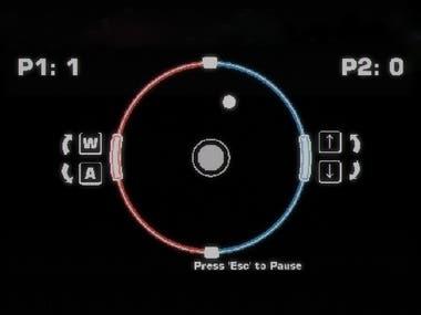 Circle Pong