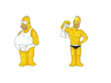 Homer's lipo