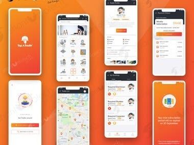 Market place Apps
