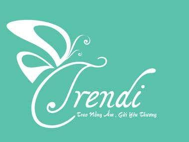 Logo Design - Trendy logo