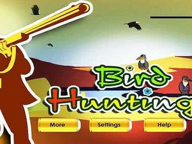 Bird Hunting | Android Game App.