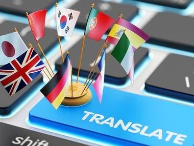 World Translational Services.