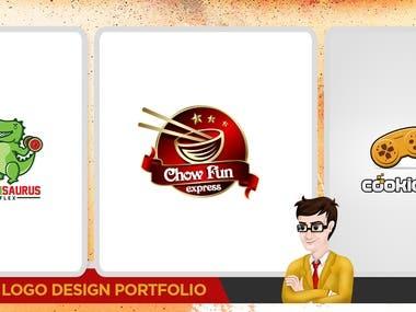Logo design Portfolio 3