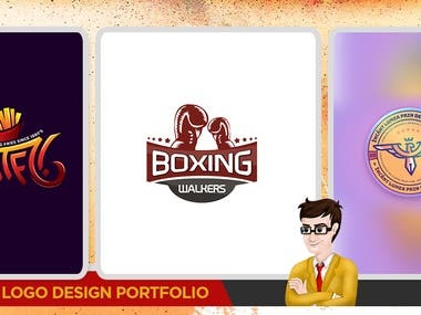 Logo design Portfolio 6