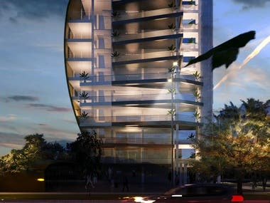 Residential/Commercial Project