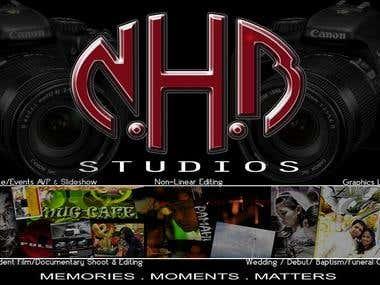 NHBStudio 2010 Banner
