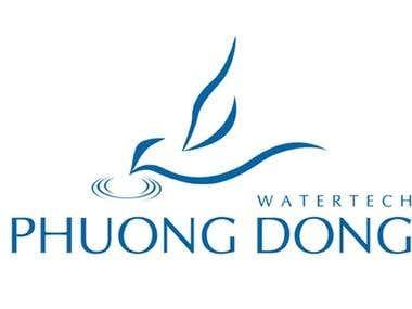 Logo design - PhuongDong logo