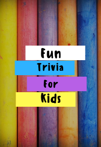 Fun children's trivia quiz and stories