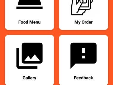 Food On Hand is for restaurant food ordering system