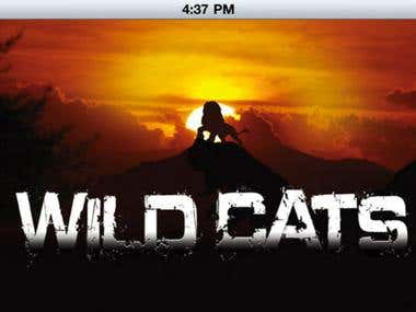 Wild Cats | iPhone & iPad App.