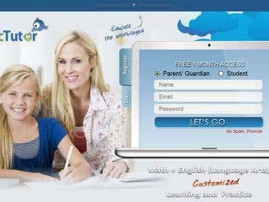 PracTutor - Online Math and English Tutoring