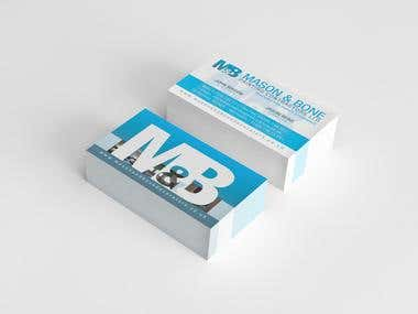 Business Cards Spot-uv
